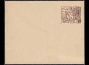 Great Britain - 1.1/2 d Wembley ENVELOPES LETTER 1924 MINT (65327