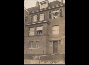 AK Berlin 1914 seltenes Privat Foto Seydlitzstr. 15 (65357