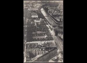 AK Schweden SVERIGE Malmö 1936 Luftbild (65371