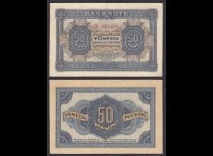 DDR 50 Pfennig 1948 Ro 339b VF (3) Serie EE (28081