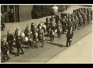 AK Foto Soldaten 1918 bei Frohnleichnahm Prozession (2690