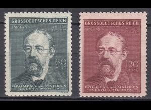 Germany - Bohemia & Moravia 1944 - Smetana (1824-1884) composer MNH (19793