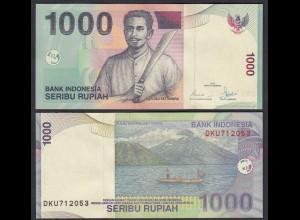 Indonesien - Indonesia - 1000 Rupiah 2000/2006 Pick 141g UNC (1) (28505