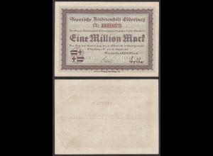 Oldenburg 1- Million Mark 1923 Staatliche Kreditanstalt Gutschein Notgeld (28570