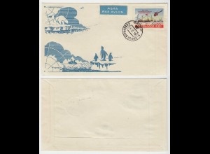 Russia 10.12.1959 Cover the Russian Arctic research station (28609