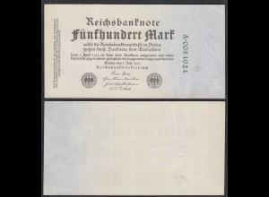 Reichsbanknote 200 Mark 1923 Ro 71b Pick 74 - VF (3) Serie A (28901