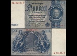 100 Mark 1935 Ro 176b Pick 183 B/X UNC (1) (29059