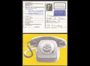 Berlin 5 Pfg Industrie & Technik Mi 494 Einzelfrankatur seltene Portostufe 1985