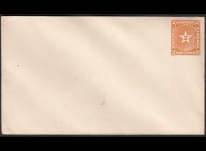 LIBERIA - alter 2 Cent Ganzsachen Umschlag Postal Stationery (24100