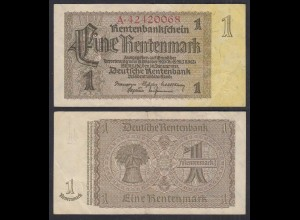 1 RM Reichskreditkasse 1939/44 Ro 551b VF (1) Serie A (29249