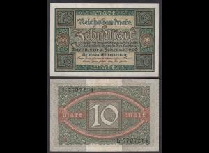 20 Mark 1920 Ro 63a Pick 67 UDR: E Serie: L VF+ (3+) (29316