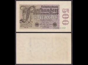 Ro 109e 500 Millionen Mark 1923 8-st. Pick 110d FZ: GD BZ: 41 - aUNC (1-) (29531