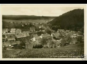 AK Altenau Oberharz Mühlenberg Echte Fotografie (2495