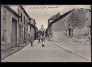 AK St.Hilaire le petit Frankreich FRANCE (7591