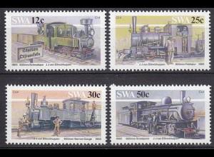 SWA Eisenbahn Railway Satz Set 1985 ** (5321