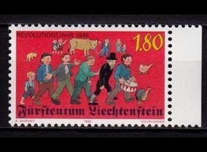Liechtenstein Revolution 1998 Mi. 1179 ** (c106