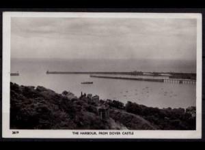 AK Grossbritannien UK Dover Castle Hafen (b026