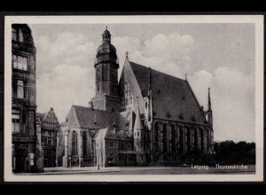 AK Leipzig Thomaskirche (b058