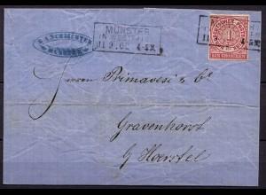 Münster - Hoerstel Gravenhorst NDP Brief (6426