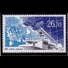TAAF ANTARCTIC SATELLITE SPACE STATION 1994 MNH (6649