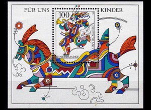 GERMANY S/SHEET 1996 FOR THE CHILDREN Block 35 ** MNH (6766