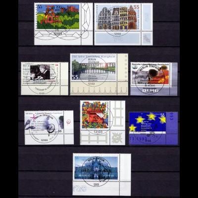 Bund Lot aus 2003 ESST Eckrand rechts unten (7302