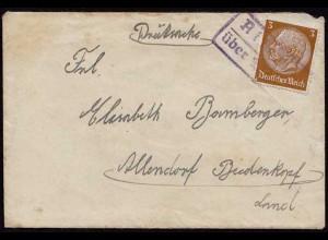 Allendorf über Biedenkopf Posthilfstelle/Landpost (8554