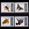 Neue Hebriden New Hebrides Vögel Birds Wildlife postfr. MNH (9001