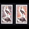 Mali Vögel Birds Tiere Animals Wildlife Set 75-76 ** (9101