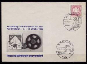 Dinslaken SST Fortschritt für alle 1969 (9887