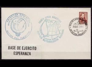Antarktis Antarctica 1971 Argentinien Argentina meteorology observations (9945