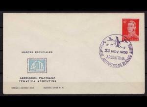 Antarktis Antarctica 22.NOV 1959 Argentinien Argentina BUENOS AIRES Cover (9948