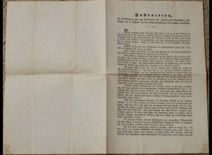 Instruction Gebrauch Kohlrausch Geschichten in Elementarschulen 1839 Detmold