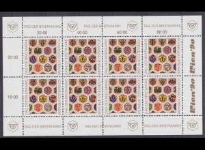 Österreich - Austria - Mi.Nr. 1990 Kleinbogen ** 1990 Tag der Briefmarke (11081