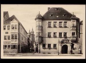 AK Bayreuth Altes Gasthaus Brautgasse ansehen (8528