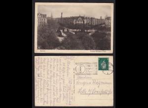 AK Stettin Szczecin Kaiser-Wilhelm-Platz 1930 (16713