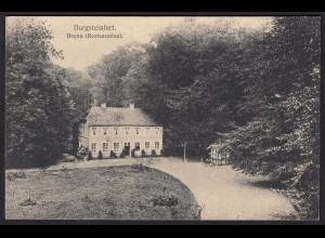 AK Burgsteinfurt Steinfurt Restaurant Bagno 1913 (16814
