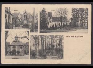 AK Gruss aus Eggerode Schöppingen Kr. Borken Feldpost 1915 (16819