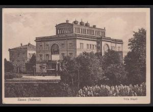 AK Essen Ruhr Villa Hügel (16741