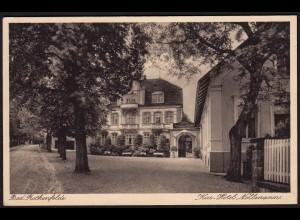 AK Bad Rothenfelde Hotel Nollmann (16895