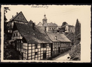 AK Tecklenburg Teutoburger Wald Foto Apotheke Drogenhandlung (16898
