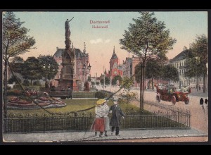 AK Dortmund Hoher Wall Oldtimer (16948