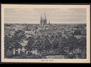 AK Soest Gesamtansicht Stadtumwallung (16970