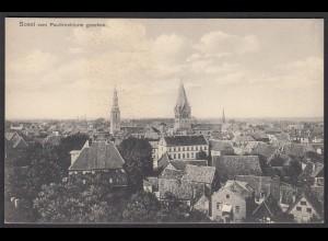 AK Soest Übersicht vom Paulikirchturm aus gesehen (16973
