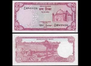 BANGLADESCH Bangladesh - 10 Taka Banknote 1978 UNC Pick 21 (14435