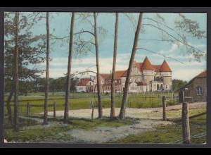 AK Sennelager Blick zum Soldatenheim 1916 Feldpost (17016