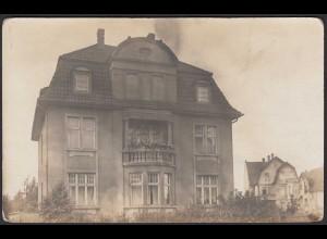 AK seltenes Privatfoto Bad Salzuflen 1919 (17035