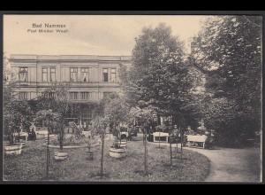 AK Bad Nammen Porta Westfalica Minden Lübbecke 1915 (17039