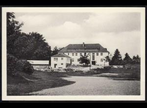 AK Hausberge an der Porta Jugendherberge bei Minden (17050