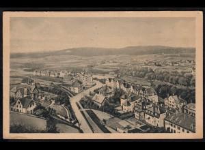 AK Bad Salzuflen Oben-Ansicht 1928 nach Osterfeld (17073